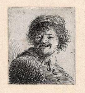 5_zelfportret_grijnzend