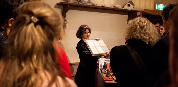 Rondleidingen in Museum Het Rembrandthuis Amsterdam