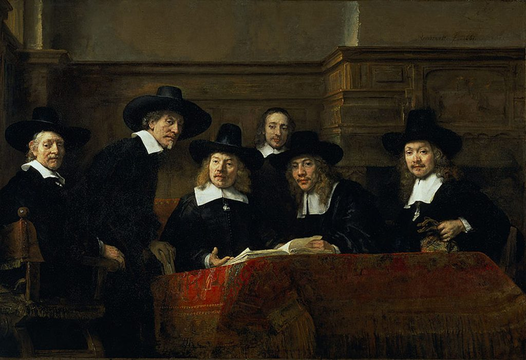 how to get to rembrandt museum