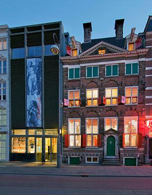 rembrandthuis-amsterdam-nacht