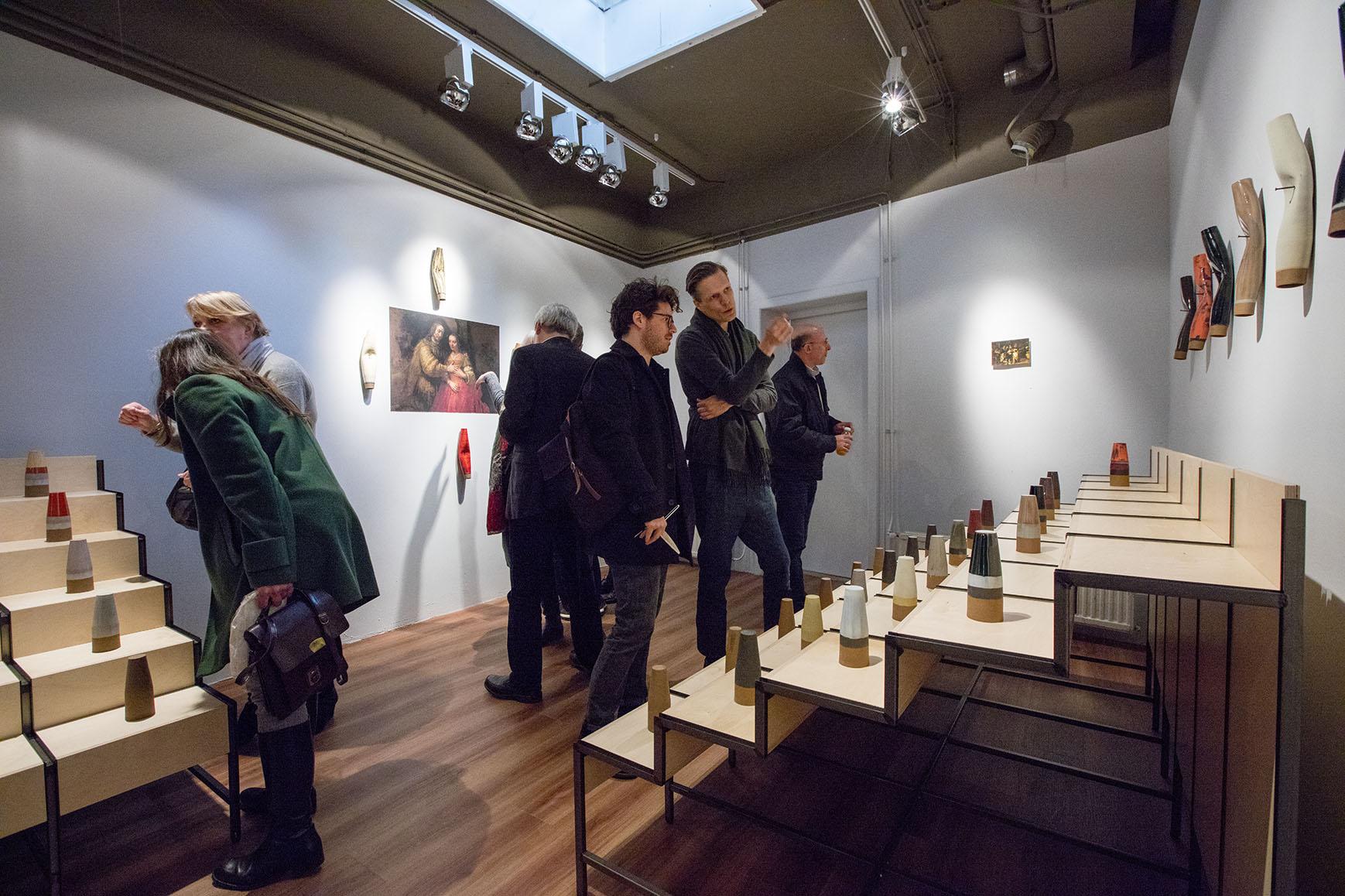 Presentatie Rembrandt LAB aan de pers