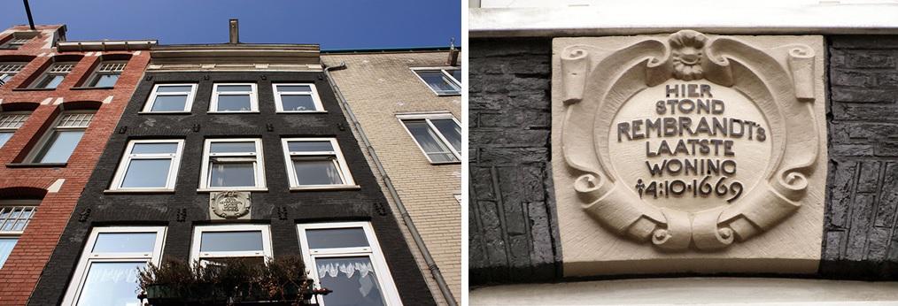 Rembrandt's Amsterdam. Rozengracht 184