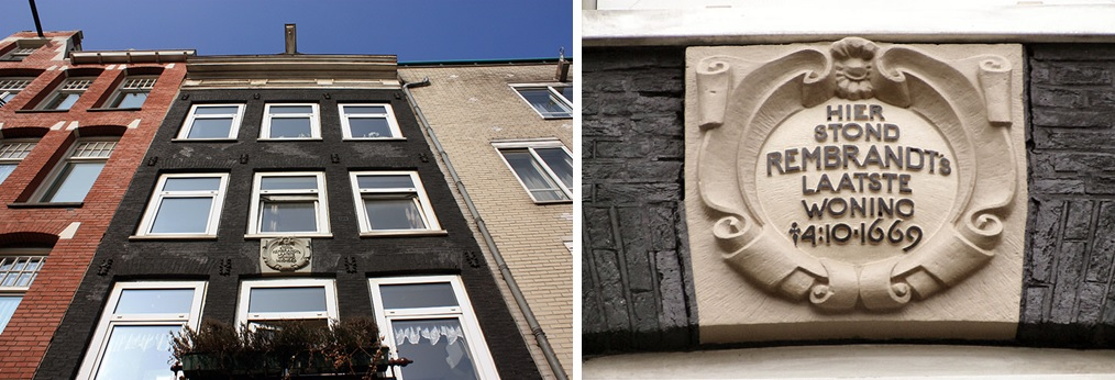 Rembrandts Amsterdam. Rozengracht 184