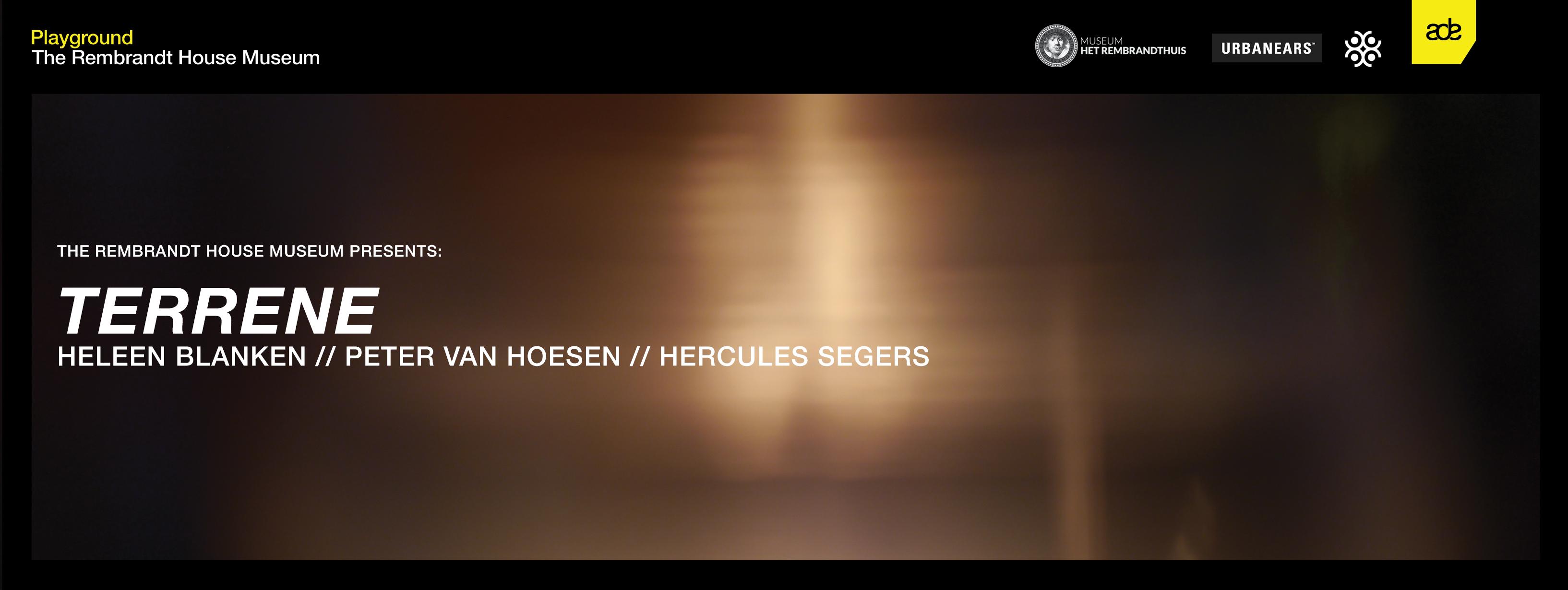 ADE Heleen Blanken Peter Van Hoesen Museum Het Rembrandthuis