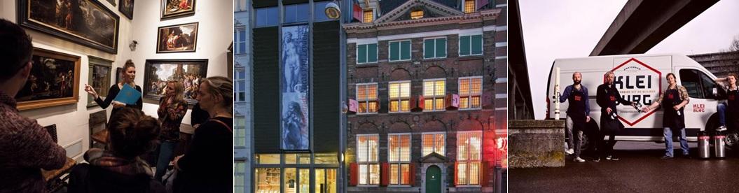 Museumnacht Amsterdam 2016 Museum Het Rembrandthuis