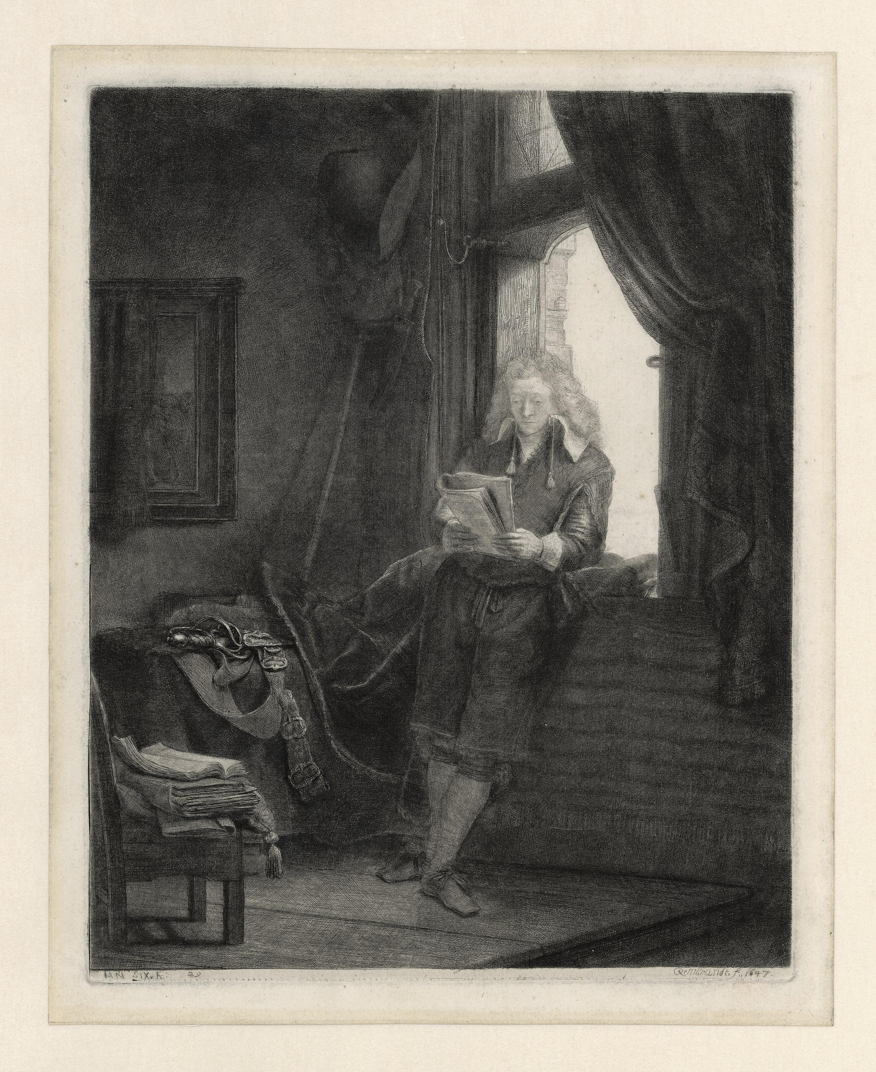 https://www.rembrandthuis.nl/wp-content/uploads/2017/03/1.Rembrandt-van-Rijn-Jan-Six-1647-ets-Museum-Het-Rembrandthuis-inv.-B285.jpg